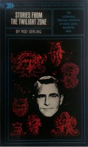 Stories From The Twilight Zone - cover