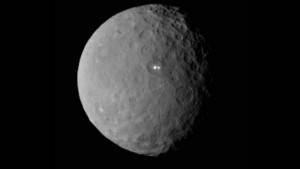 Mystery lights on Ceres.