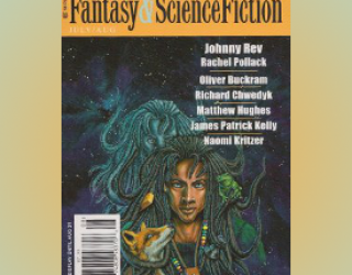 Review: Fantasy & Science Fiction (July/Aug 2015)