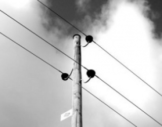 Asni's Art Blog: Power Lines