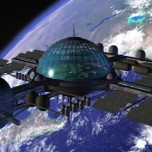 Asni's Art Blog: Space Station