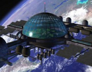Asni's Art Blog: Space Station
