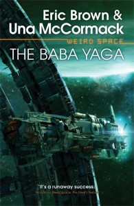 The Baba Yaga cover