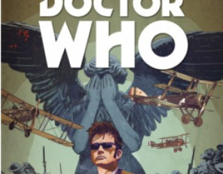 Graphic Novel Review: Doctor Who 10th Doctor Vol 2