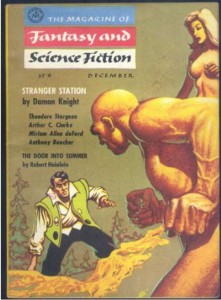 The Magazine of Fantasy and Science Fiction  Vol 11, No 6 December 1956
