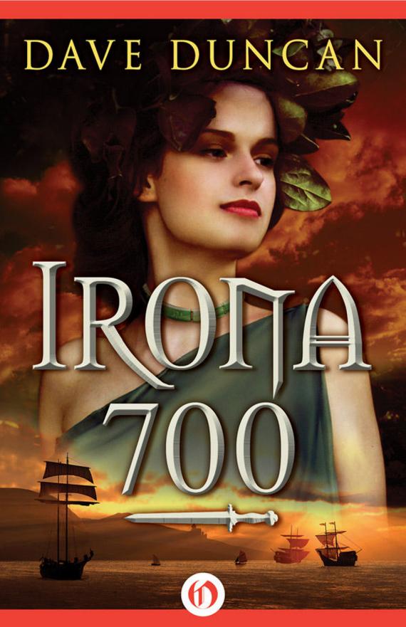 Figure 2 - Irona 700 Cover