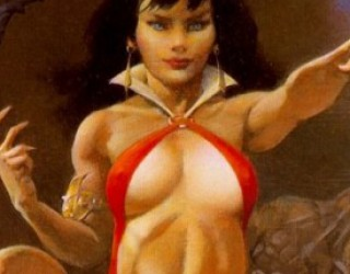 Vampirella: Character or Commodity?