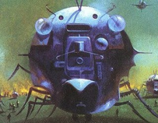 The Visionary World of Paul Lehr