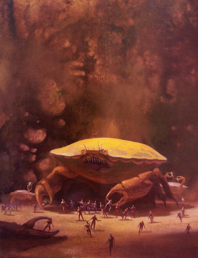 Paul Lehr Giant Crab