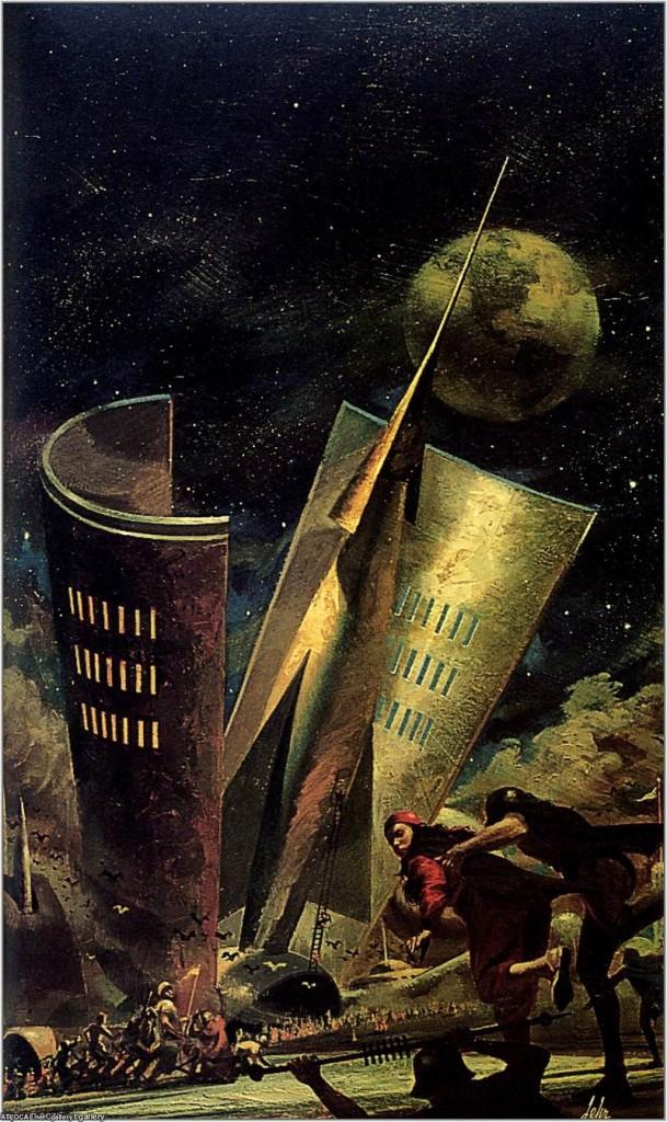 Paul Lehr - The Seedling Stars fgf