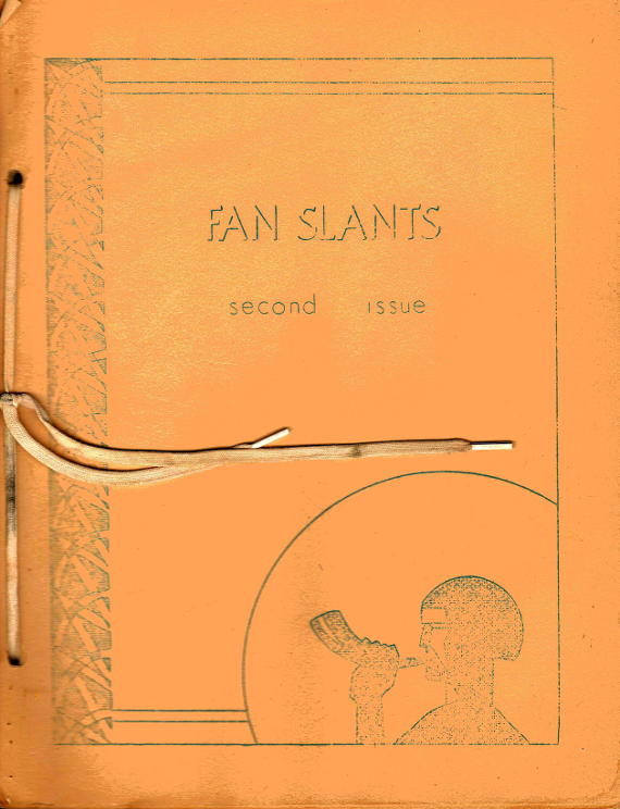 RG Cameron Clubhouse Aug 28 2015 Illo #1 'Fan Slants Cover''