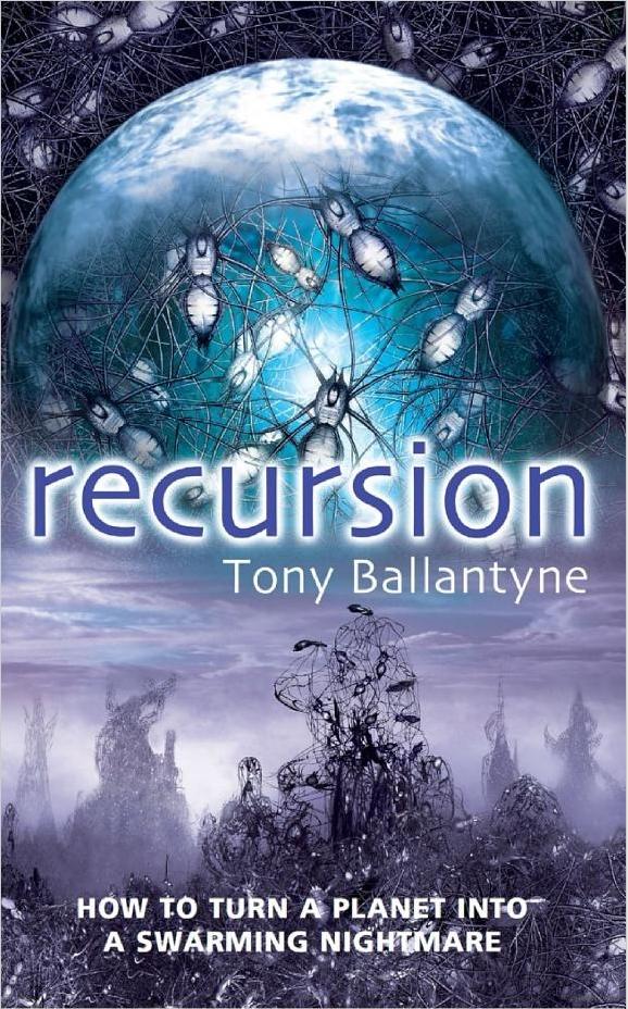 Recursion by Tony Ballantyn