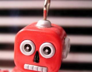 Asni's Art Blog: Robot