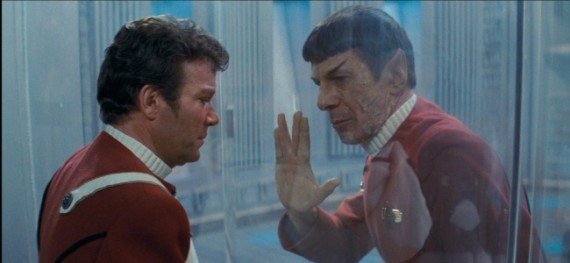star trek ii death of spock