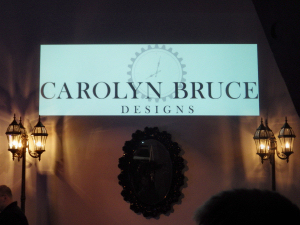 Figure 5 - Bruce Logo from outside