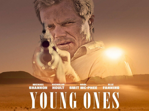 Figure 5 - Young Ones poster