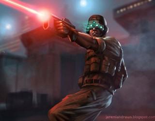 Asni's Art Blog: Laser
