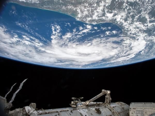international-space-station NASA image