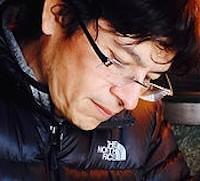 Cristián Londoño Proaño, autor de Underbreak (2015).