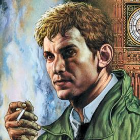 Figure 1 – John Constantine ©2007 by Glenn Fabry