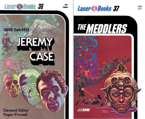 Figure 4 - Laser 36 & Laser 37