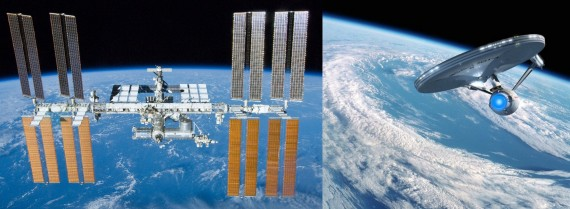 ISS and Enterprise