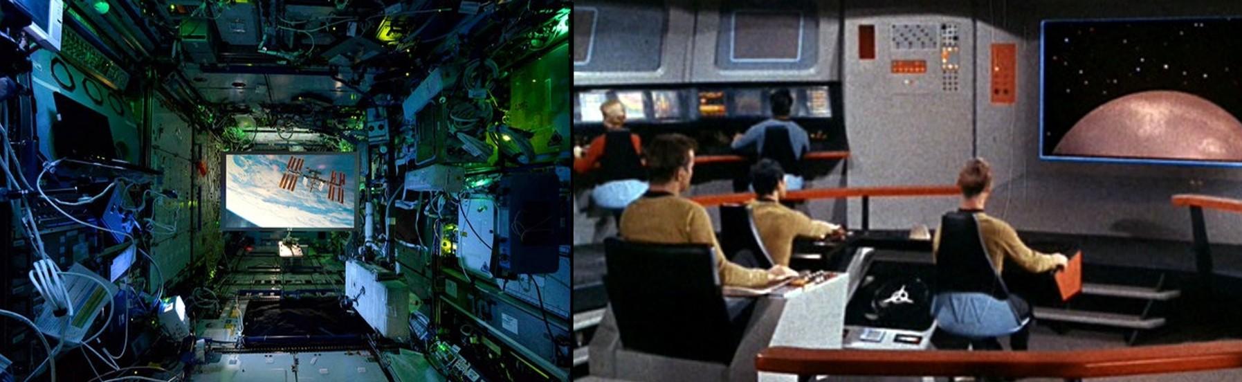 ISS vs ST Viewscreen