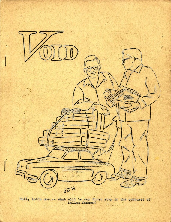 RG Cameron Clubhouse Oct 23 - 2015 Illo #1 'VOID 11'