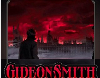 Review:  Gideon Smith and the Mask of the Ripper by David Barnett