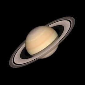 Figure 1 - Saturn (Courtesy NASA)