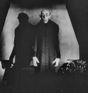 Figure 2 - Schreck as Orlok