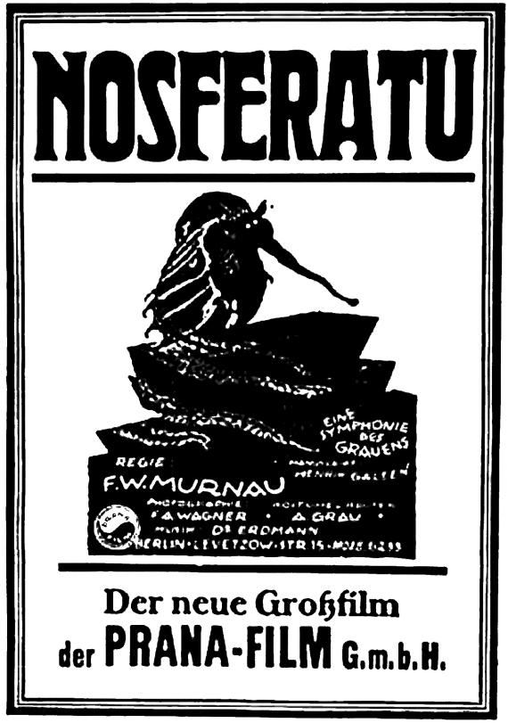Figure 3 - Nosferatu Poster