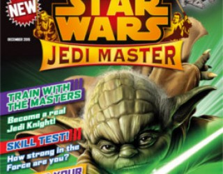 Review: Star Wars Jedi Master Magazine