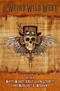 The Weird Wild West cover