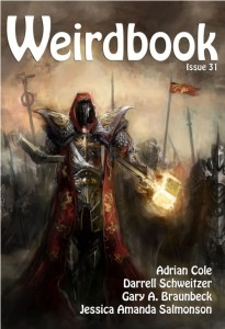 Weirdbook 31 cover September 2015
