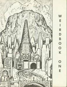 Weirdbook One 1968