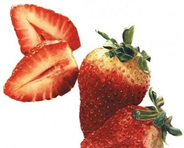 strawberries B