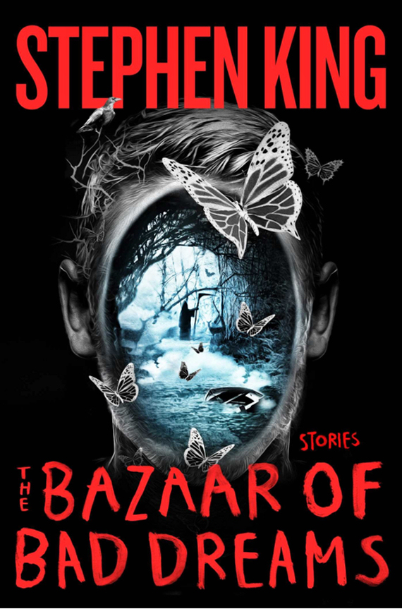 Figure 2 - Bazaar of Bad Dreams Cover