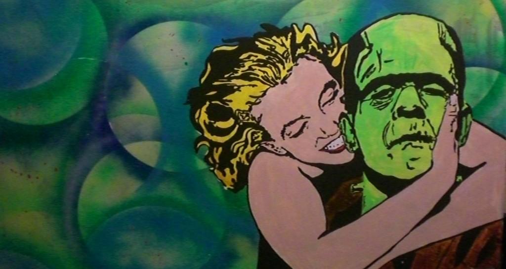 Marilyn_loves_Frankenstein Donna Estep