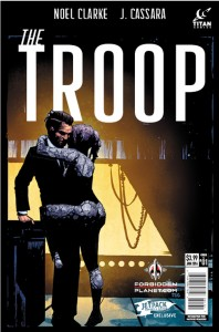 The Troop variant cover C