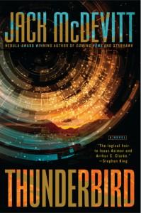 Thunderbird cover Illustration by Tony Mauro Design by Rita Frangie