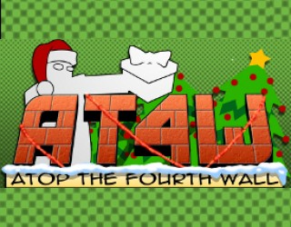 Film Review: Atop the Fourth Wall: The Movie