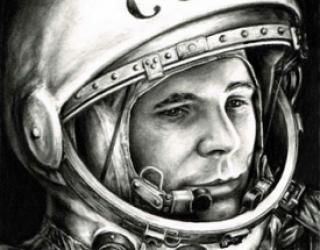 Asni's Art Blog: Astronaut / Cosmonaut