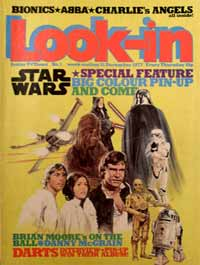 look-in star wars december 1977