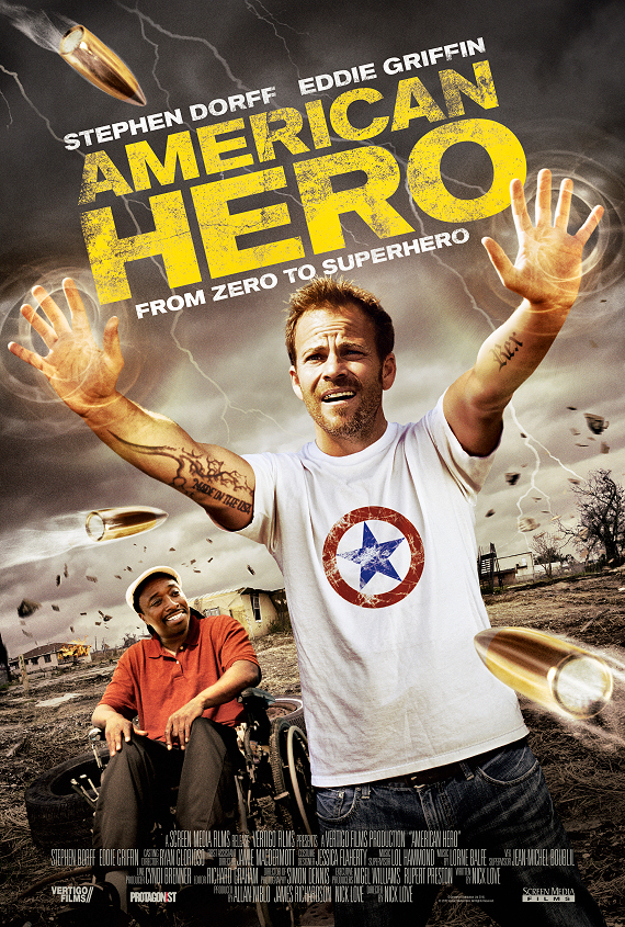 Figure 5 - American Hero poster