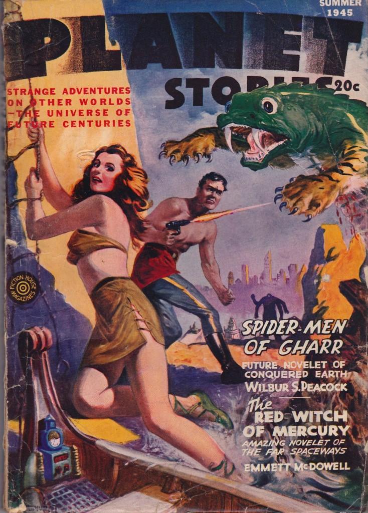 Planet Stories Summer 45