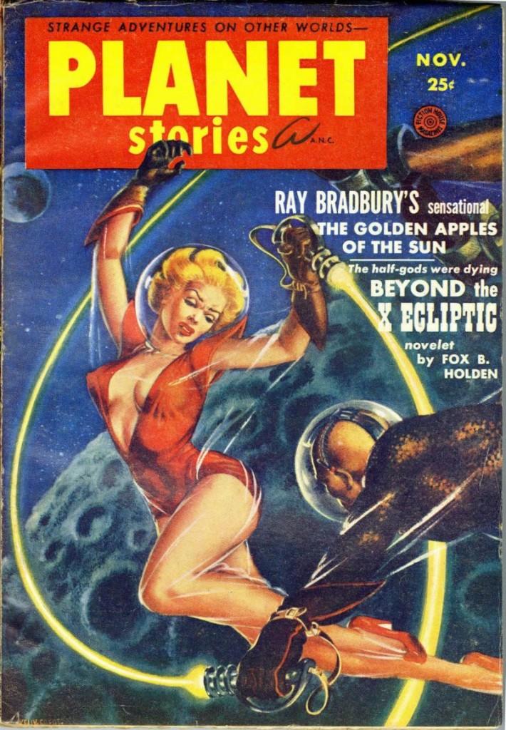 Planet stories Nov