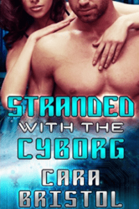 stranded with the cyborg