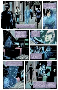 """Interior artwork issue #3 """"Dead Man Switch"""""""