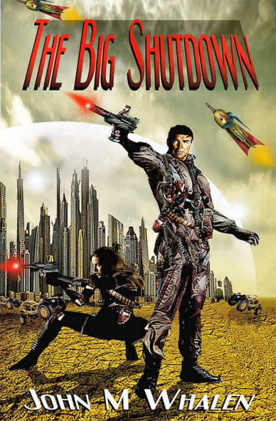 Figure 2 - The Big Shutdown Cover